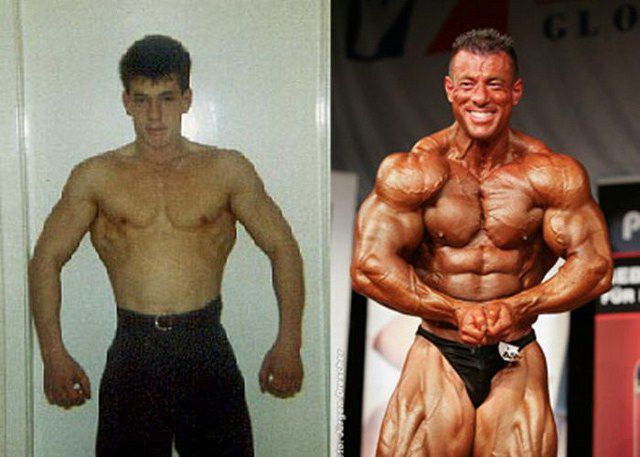 Bodybuilding – Before and After (19 pics) - Izismile.com