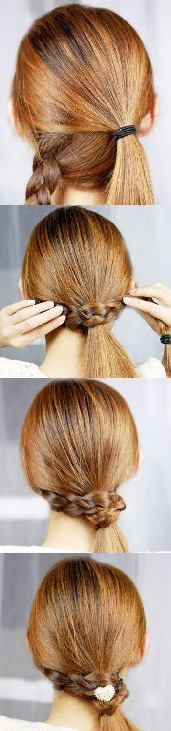 Easy Hairstyles For Kids To Do At Home