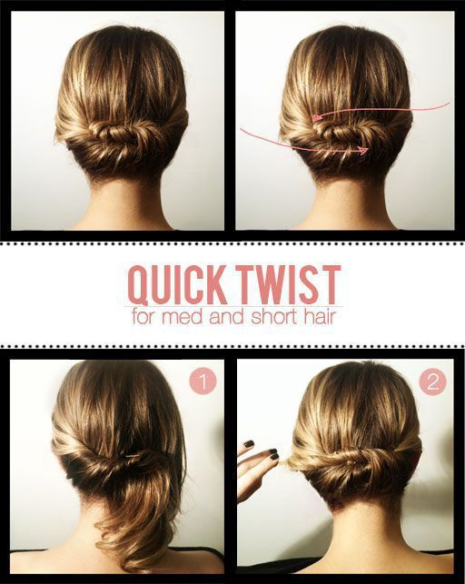 Innovative Pictures Of Easy Hairstyles To Do At Home