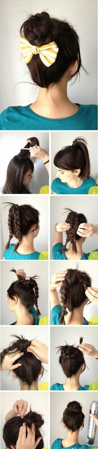 what style can i do with hair creative hairstyles that you can easily do at home 27 7598
