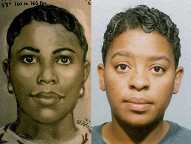 Life-Like Drawings of Criminals from Texas Police Sketch Artist
