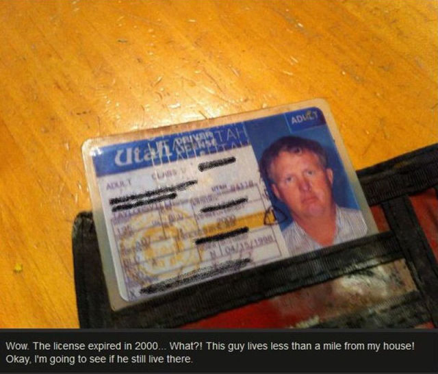 Lost Wallet Finds Its Owner after Over a Decade