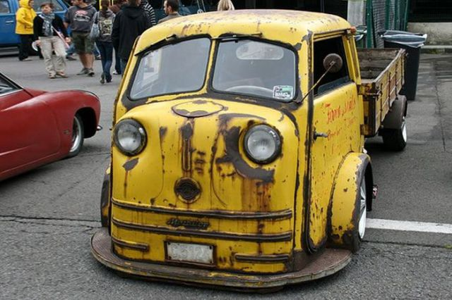 The Weirdest Car Customizations Ever
