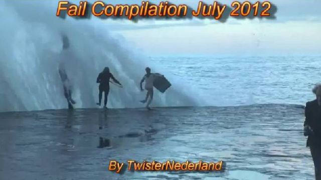 Compilation of July Fails