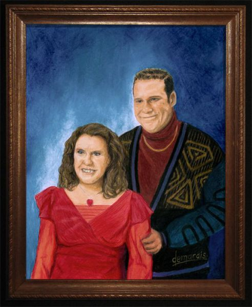 Family Portraits for Movie Families
