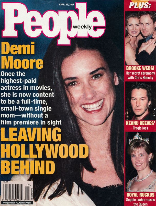 Celeb Stories That Used to Matter