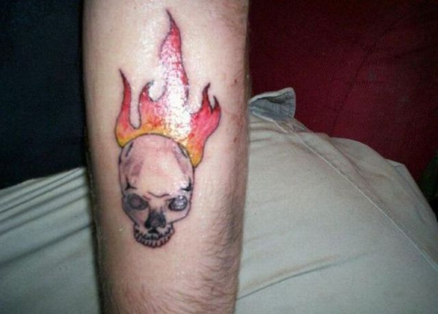 Tattoos Gone Wrong. Part 2