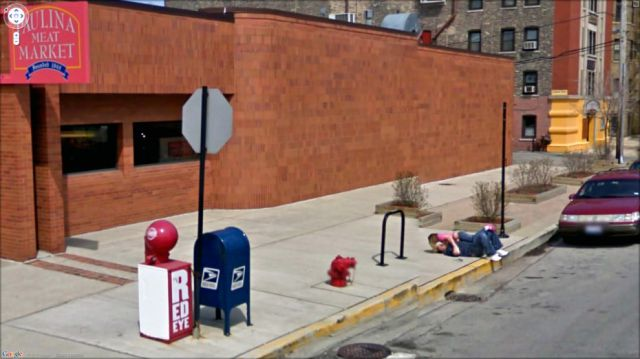 WTF Places of the Google Street View
