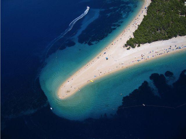 Zlatni Rat Is a Stunning Croatian Beach