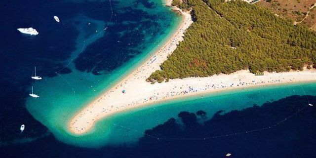 Zlatni Rat Is a Stunning Croatian Beach