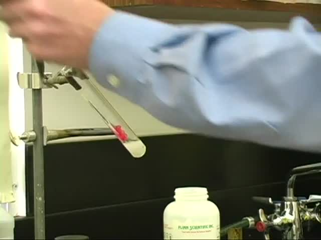 What Happens When You Mix Potassium Chlorate and Gummy Bears