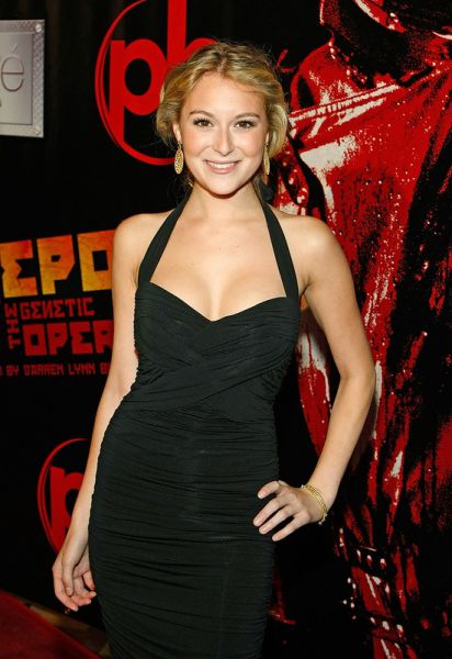 Alexa Vega over the Years