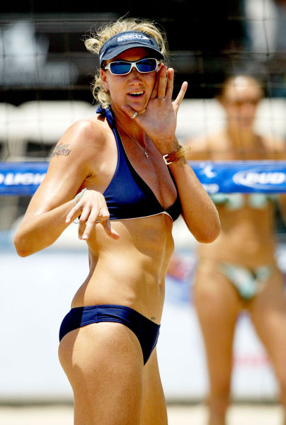 Olympic Beach Volleyball Is Purely Awesome