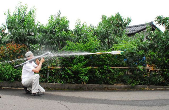 This Will Make You a Winner in Every Water Pistol Fight