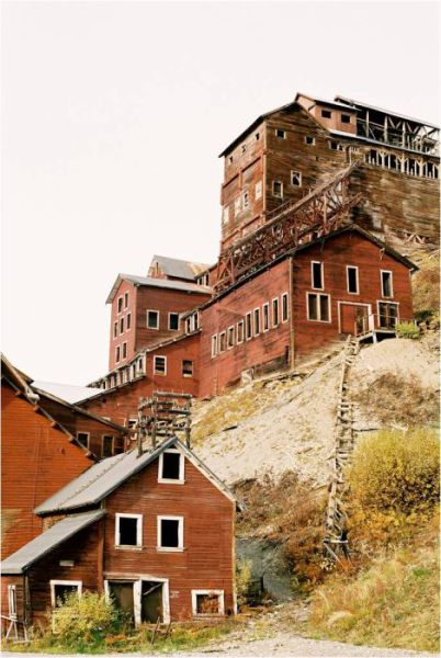 Ghost Mines of Kennecott, Alaska