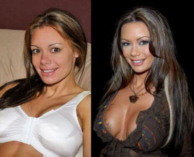 Pornstars Without Makeup