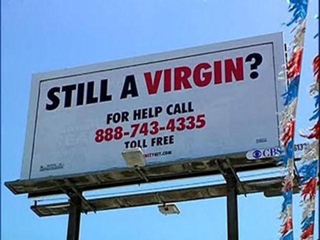 Geeks, I Mean Virgins