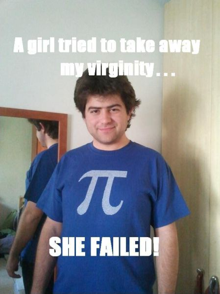Geeks, I Mean Virgins