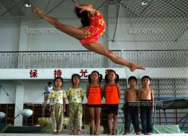 How They Train Olympic Champions in China