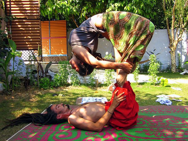 Should Acroyoga Be In the Olympics?