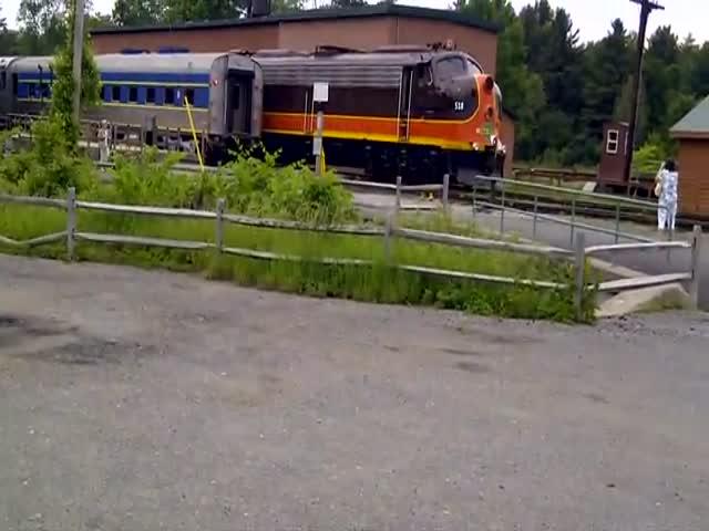 OMG, Trains!!