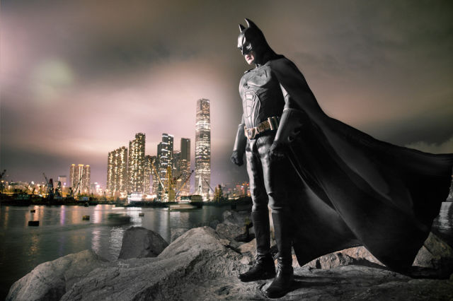Superheroes Living Ordinary Life