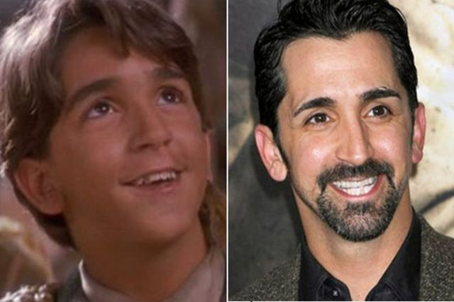 Hook Movie Kids over Decades