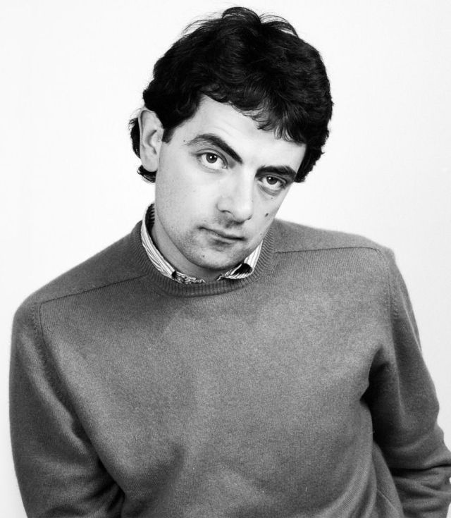 Mr. Bean When He Was Young