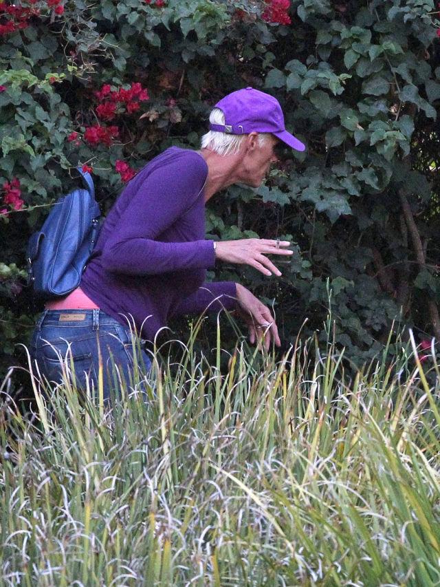 Fallen Star Brigitte Nielsen