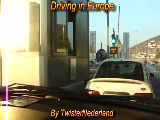 Driving in Europe – the Best, the Worst and the Weirdest