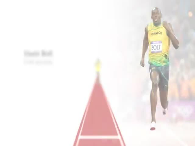Usain Bolt vs 116 Years of Olympic Sprinters