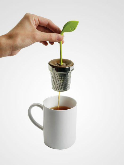 How to Make Drinking Tea More Interesting