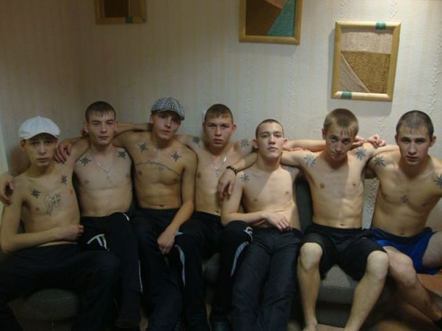 Juvenile Russian Hoodlums
