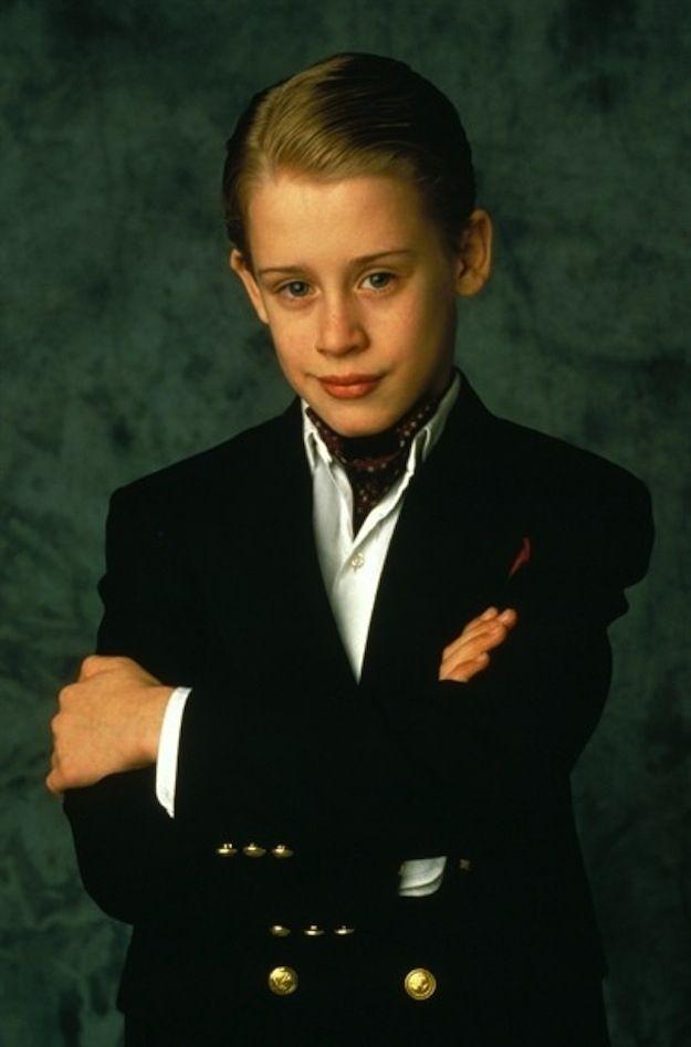 The Evolution of Macaulay Culkin