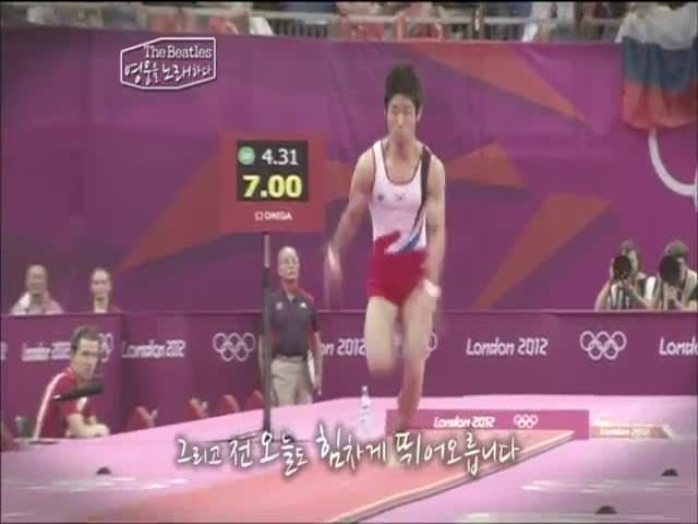 Gotta Love the Olympics and How They Film It
