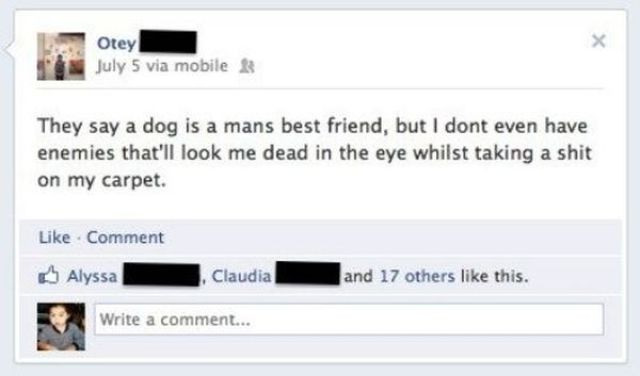 Facebook Can Make You Laugh Out Loud