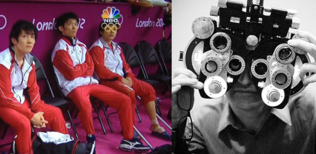 Funny Lookalikes at London Olympics