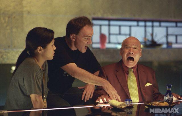 """Making of the """"Kill Bill"""" Bloodbath Scene"""