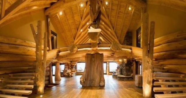 Magnificent Log Houses