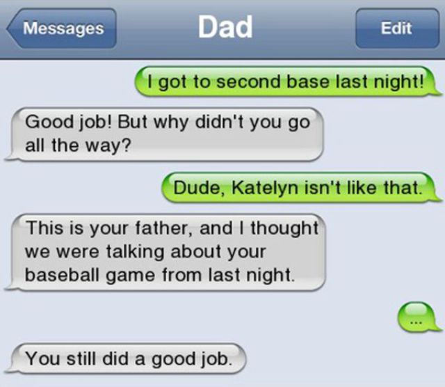 Messed Up Funny Quotes: Phone Conversations Gone Totally Messed Up (20 Pics