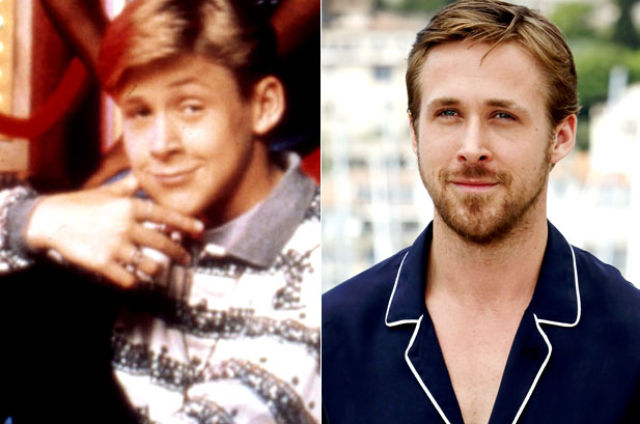 Famous Disney Kids Then and Now