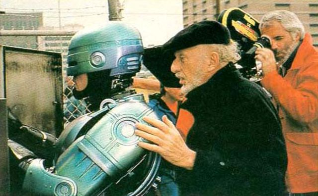 Behind the Scenes Pictures of RoboCop