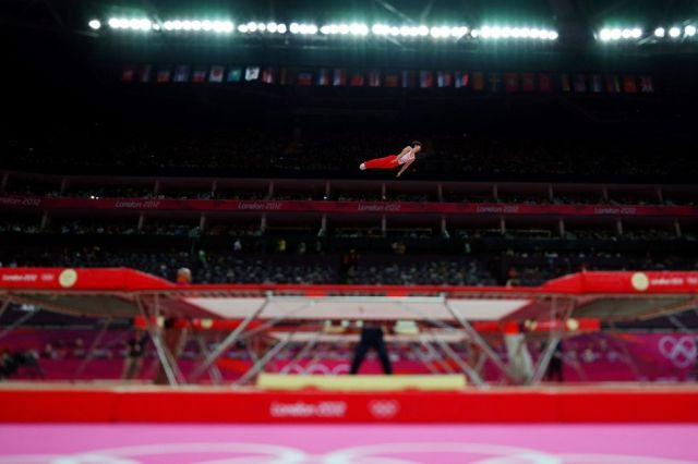 Cool Tilt-Shift Pics from the Olympics