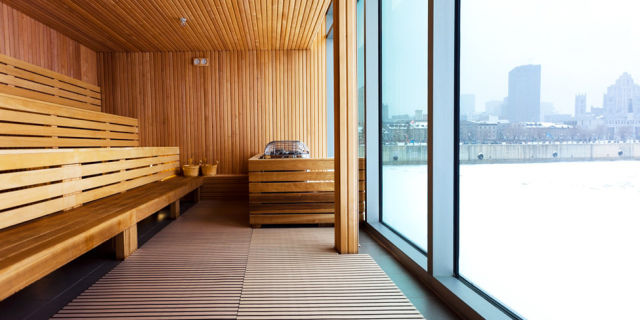 Bota Bota – the Floating Spa of Montreal