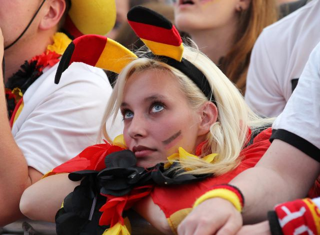 The Hottest German Girls of Euro 2012