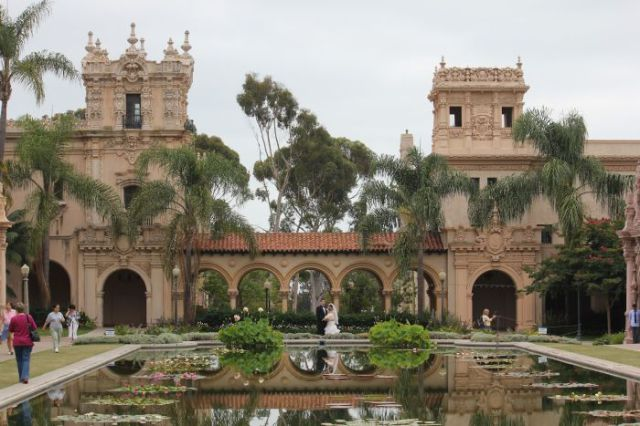Water Gun Fight Goes Out of Hand at Balboa Park