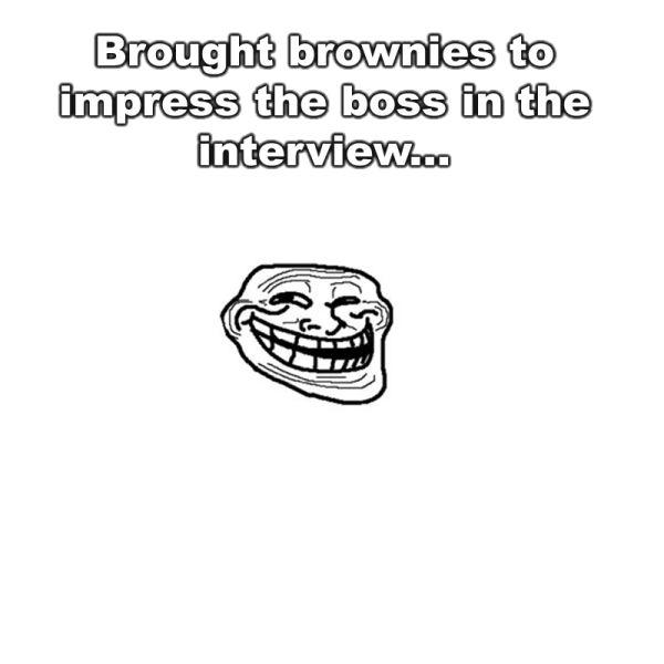 Never Has an Intern