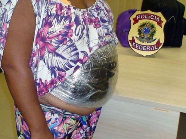 Oddest Drug Smuggling Attempts