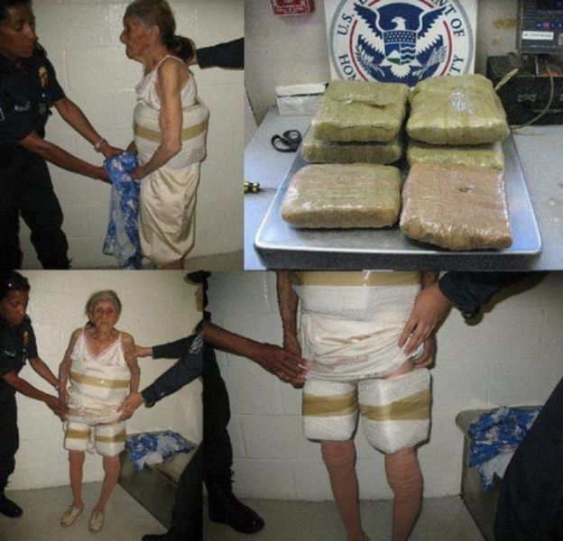 Oddest Drug Smuggling Attempts