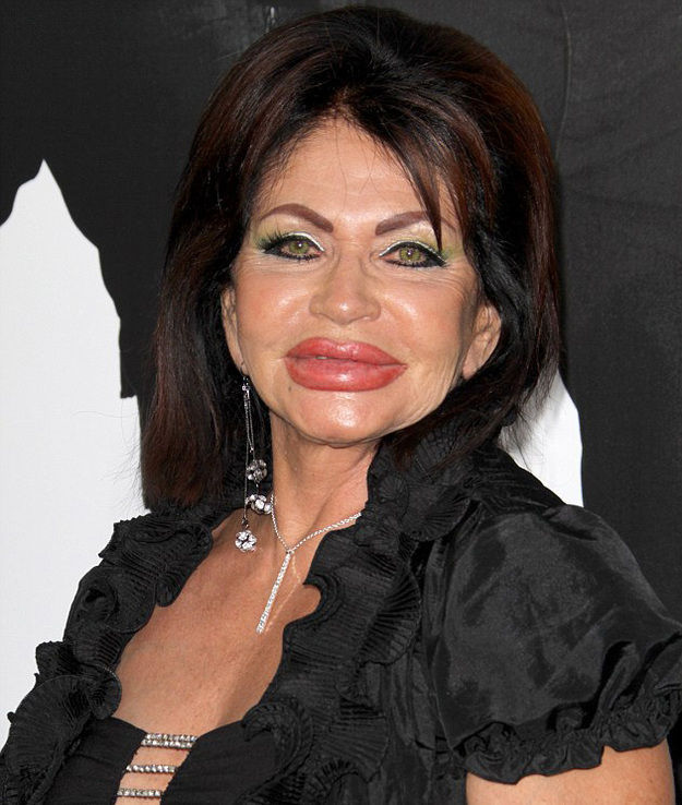 New Face of Stallone�s Mother